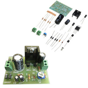 20pcs Diy D880 Series Transistor Regulator Power Supply Kit Voltage Regulator Mo