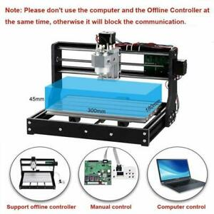New Cnc Router 3018 pro Wood Engraver Pcb Milling Machine With Offline Control