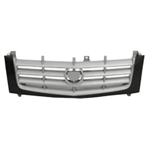 Front Grille Fits 2002 2006 Cadillac Escalade Ext 104 01723a