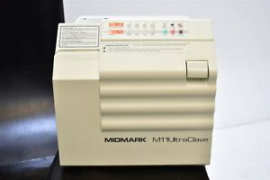 Great Used Midmark M11 Dental Medical Steam Autoclave Sterilizer Low Price