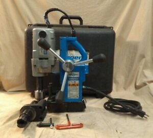 Hougen Hmd904 Magnetic Drill Press In Case