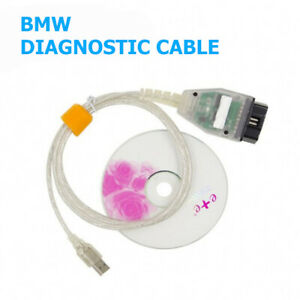 For Bmw Inpa K Dcan K Can Ediabas Sss Ncs Obd2 Usb Interface Diagnostic Cable