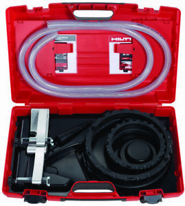 Hilti 2040916 Water Collector System Dd wmk bl Diamond Coring Sawing 1 Pc