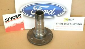 Spindle Ford F150 And Bronco 5 Hole 1 2 Ton Dana 44 Ifs Front Axle 1980 1992
