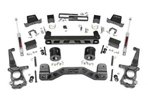 Rough Country 6 Lift Kit Fits 2015 2020 Ford F150 2wd N3 Shocks Suspension