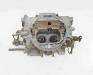 Carter Afb 4 Bbl Carburetor From 1970 1971 Dodge Plymouth 440 Engine e6 4966s