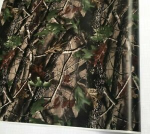 Motor Wrapper Car Pvc Adhesive Real Tree Camouflage Real Camo Tree Vinyl Decal