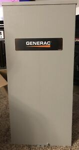 Generac Rtst200a3 Automatic Transfer Switch 200 Amp