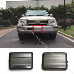 1998 2007 For Toyota Land Cruiser Lc100 Abs Front Bumper Winch Cover 1pcs