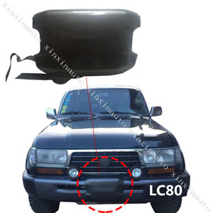 1992 1997 For Toyota Land Cruiser Lc80 Fzj80 Abs Front Bumper Winch Cover 1pcs