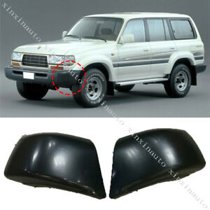 1996 1997 Fit For Toyota Land Cruiser 80 Front Bumper Protection Corner Cover 1x