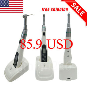 89 Dental Endodontics Root Canal Endo Motor Cordless Reciprocating 16 1 Angle