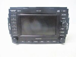 2006 2007 Chrysler 300 Radio Receiver 6 Disc Cd Navigation 56038646aj Rec Oem