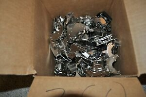 Lot Of 260 Hard Drive Scrap Magnet Rare Earth Neodymium Super Strong