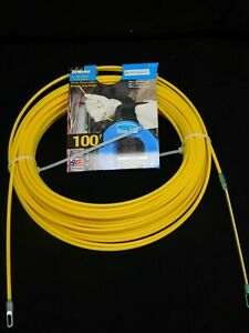 Ideal Electrical 31 152 100 Ft Replacement S class Fish Tape leader