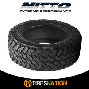 1 New Nitto Trail Grappler M t 35x12 50r17 121q E 10 All Terrain Mud Tires
