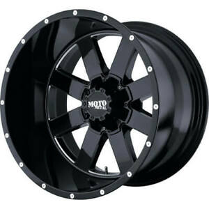 4 20x10 Black Mo962 6x5 5 24 Rims Terra Grappler G2 305 50 20 Tires