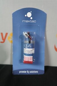 Maxtec R125p01 009 Oxygen O2 Sensor Cell Max 250 Internal Medical Replacement