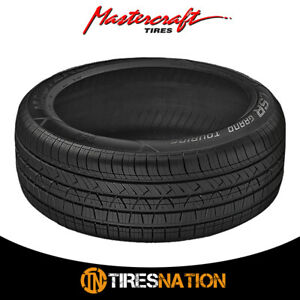 1 Mastercraft Lsr Grand Touring 205 65r15 Blk Xl All Season Performance Tires