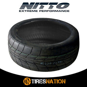 1 New Nitto Nt555r Extreme Drag 305 35zr18 101y Tires