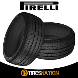2 New Pirelli Pzero 275 40zr20 106y Xl Tires