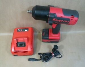 Snap On Ct8850 1 2 Drive Monster 18v Lithium Cordless Impact Wrench