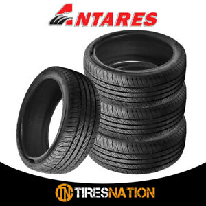 4 New Antares Comfort A5 235 60r16 Tl 100h All Season Performance Tires