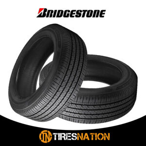 2 Bridgestone Ecopia Ep422 215 60r16 95v Durable All Season Performance Tires