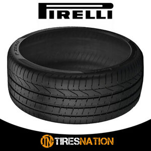 1 New Pirelli Pzero 275 40zr20 106y Xl High Performance Tires