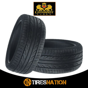 2 New Lionhart Lh 503 215 50zr17 95w All Season Directional Performance Tires