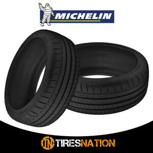 2 New Michelin Pilot Super Sport 255 40zr18 95 y Tires