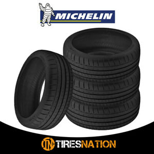 4 New Michelin Pilot Super Sport 255 40zr18 95 y Tires