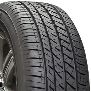 4 New 255 40 17 Bridgestone Driveguard 40r R17 Tires
