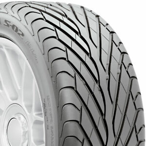 1 New 255 40 17 Bridgestone Potenza S 02a 40r R17 Tire
