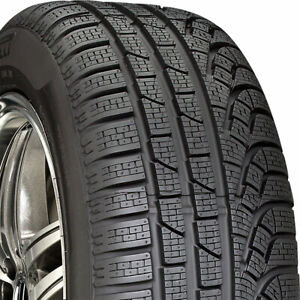 1 New 295 30 20 Pirelli Winter 240 Sotto Zero 30r R20 Tire 24459