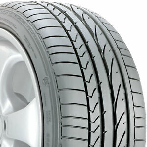 4 New 255 40 17 Bridgestone Potenza Re050a Run Flat 40r R17 Tires 25429