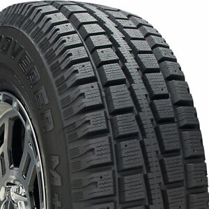 2 New 255 55 18 Cooper Discoverer M s Winter snow 55r R18 Tires