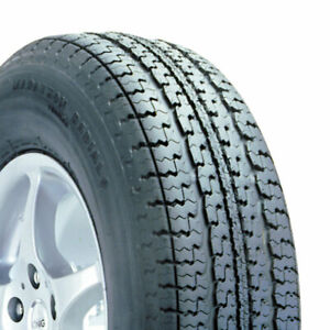 4 New 225 75 15 Goodyear Marathon Radial Trailer 75r R15 Tires 30589