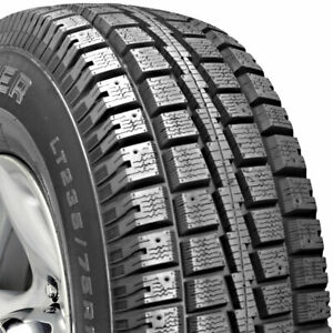 2 New Lt245 75 16 Cooper Discoverer M S Winter Snow 75r R16 Tires 27410