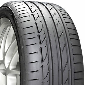 1 New 205 45 17 Bridgestone Potenza S001 45r R17 Tire 31709