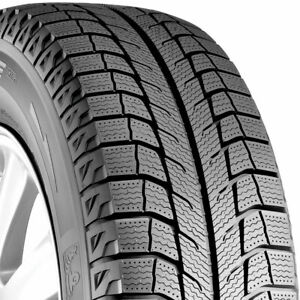 2 New 245 65 17 Michelin Latitude X Ice Xi2 Bw Winter Snow 65r R17 Tires 34271