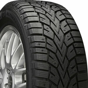 2 New 215 60 17 Artic 12 Studdable 60r R17 Tires 35942