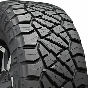 4 New 285 55 22 Nitto Ridge Grappler 55r R22 Tires 41806