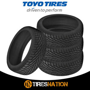 4 New Toyo Proxes S t 275 55 20 117v All season Performance Tire