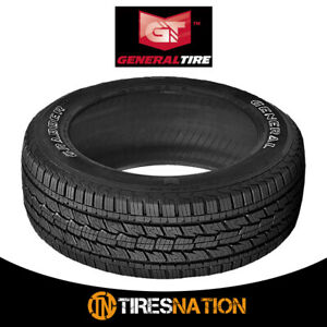 1 New General Grabber Hts 235 75r15 105t Tires
