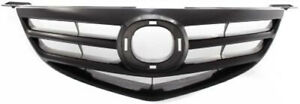 Cpp Black Grill Assembly For 2004 2006 Mazda 3 Grille