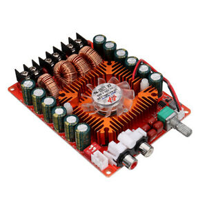Tda7498e 160w 160w Btl Power Dual Channel Audio Stereo Digital Amplifier Board
