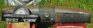 1952 1953 Mercury Complete Dash Used Ford Speedometer Gauges Switches Loaded