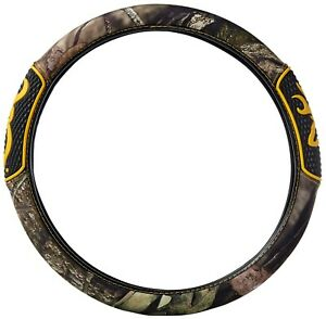 Br29 Browning Steering Wheel Cover Neoprene Break Up Country Camo 15 15 5