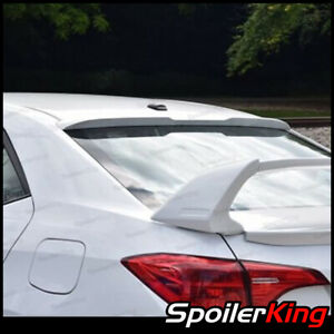 Spoilerking 380rc Rear Window Roof Spoiler Only fits Toyota Corolla 2014 19